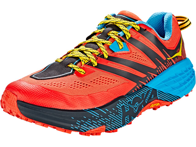 Hoka One One Speedgoat 3 Running Shoes Herre nasturtium/spicy orange